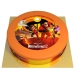 Gâteau Indestructibles - Ø 26 cm. n°1