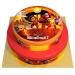 Gâteau Indestructibles - 2 étages. n°1