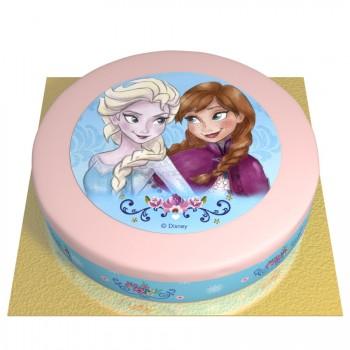 Gâteau Reine des Neiges - Ø 26 cm