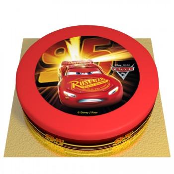 Gâteau Cars - Ø 26 cm