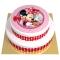 Gâteau Minnie - 2 étages images:#0