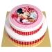 Gâteau Minnie - 2 étages. n°1