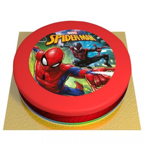 Gâteau Spiderman - Ø 26 cm