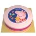 Gâteau Peppa Pig - Ø 26 cm. n°1