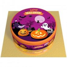 Gâteau Happy Halloween - Ø 20 cm