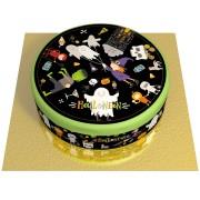 Gâteau Halloween Party - Ø 20 cm Chocolat