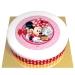 Gâteau Minnie - Ø 26 cm. n°1