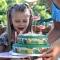 Gâteau Licorne Rainbow - 2 étages images:#2