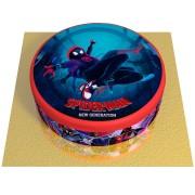 Gâteau Spider-Man New Generation - Ø 20 cm Chocolat