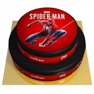 Gâteau Spider-Man Marvel - 2 étages
