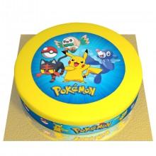Gâteau Pokémon - Ø 26 cm