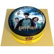 Gâteau Harry Potter - Ø 20 cm Vanille