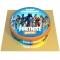 Gâteau Fortnite Personnalisable - Ø 20 cm images:#0