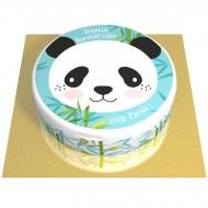 Gâteau Panda - Ø 20 cm
