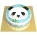 Gâteau Panda - Ø 20 cm. n°1