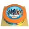 Gâteau Fortnite Personnalisable - Ø 26 cm images:#0