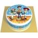 Gâteau Toy Story - Ø 20 cm. n°1