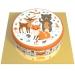 Gâteau Animaux de la Forêt - Ø 20 cm. n°1