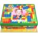 Gâteau Block Party Personnalisable - 26 x 20 cm. n°1