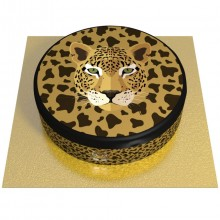 Gâteau Panthère - Ø 20 cm