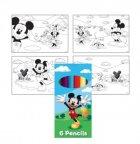 Set à colorier Mickey