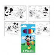 Set � colorier Mickey