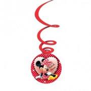 3 D�corations � suspendre Minnie