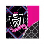 20 Serviettes Monster High