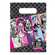 6 Pochettes Monster High