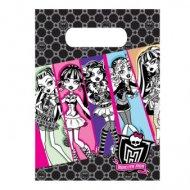 6 Pochettes Monster High
