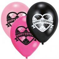 6 Ballons Monster High