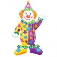 Ballon Géant Clown AirWalkers
