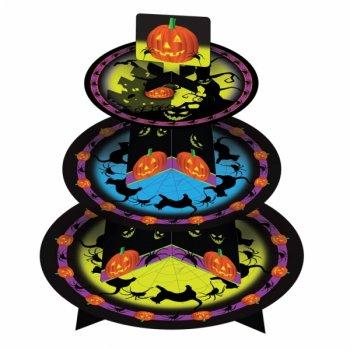 Présentoir cupcakes Halloween