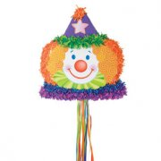 Pull Pinata T�te de Clown