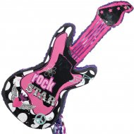 Pull Pinata Guitare Rock Star