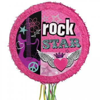 Pull Pinata Rock Star Dépliable