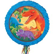 Pull Pinata Dino Party D�pliable