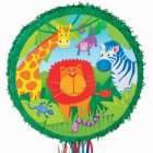 Pull Pinata Jungle D�pliable