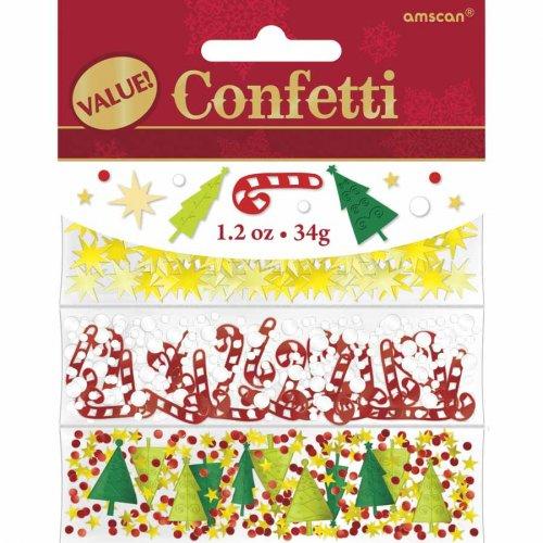 Confettis Motifs de Noël