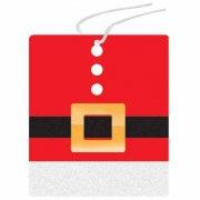 8 Mini Cartes Gros Papa Noël