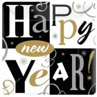 8 Petites Assiettes Happy New year