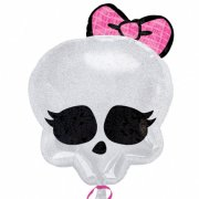 Ballon Mylar Monster High Skull