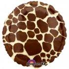 Ballon H�lium Girafe