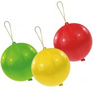 3 Ballons Punchball Multicolore