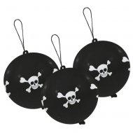 3 Ballons Punchball Pirate