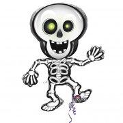 Ballon G�ant Squelette