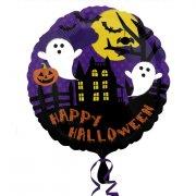 Ballon Gonflé à l'Hélium Spooky