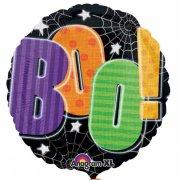 Ballon Gonflé à l'Hélium Boo!