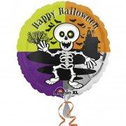 Ballon H�lium Squelette Danseur