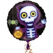 Ballon H�lium Halloween Academy